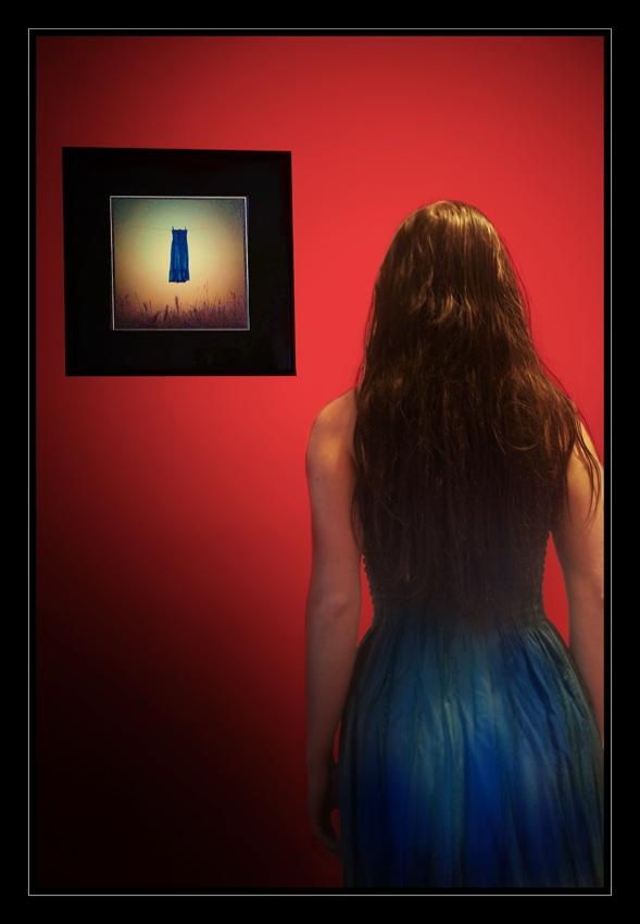 A piece of fine art art photography titled Untitled by Mihaela Gradinaru