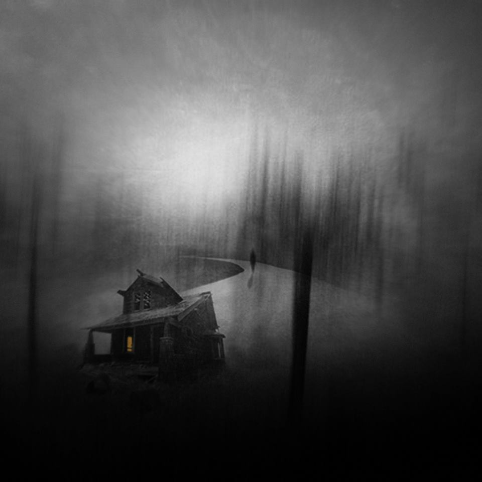 A piece of fine art art photography titled It Was Just a Dream by fikret kabay
