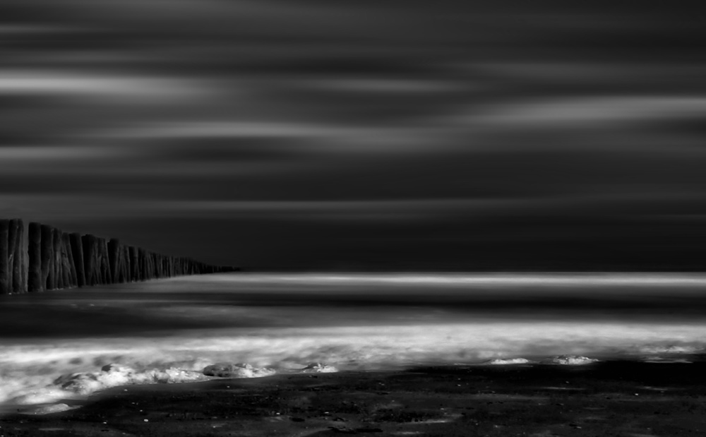 A piece of fine art art photography titled After the Storm by Yvette Depaepe
