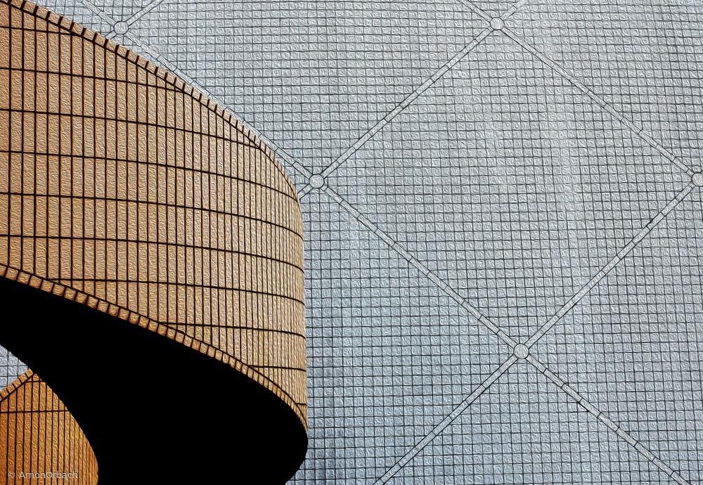 Urban texture - Hong Kong
