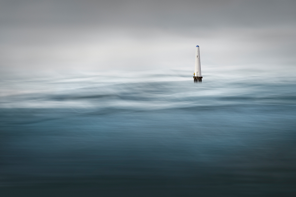 A piece of fine art art photography titled Lone Guardian by Ricardo Da Cunha