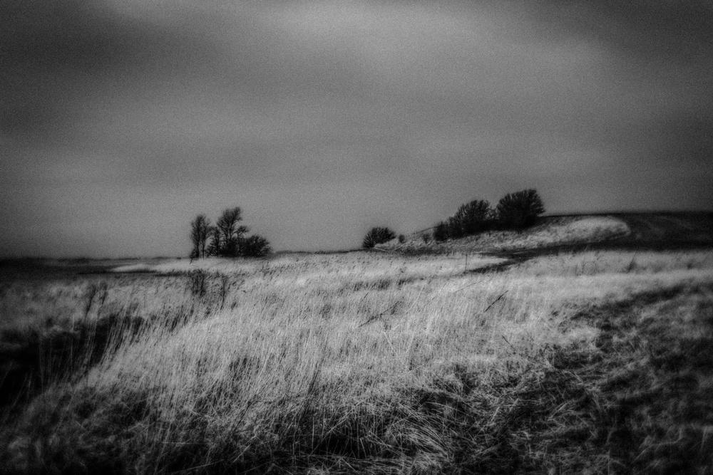 A piece of fine art art photography titled Soft by Jørgen Feldstedt