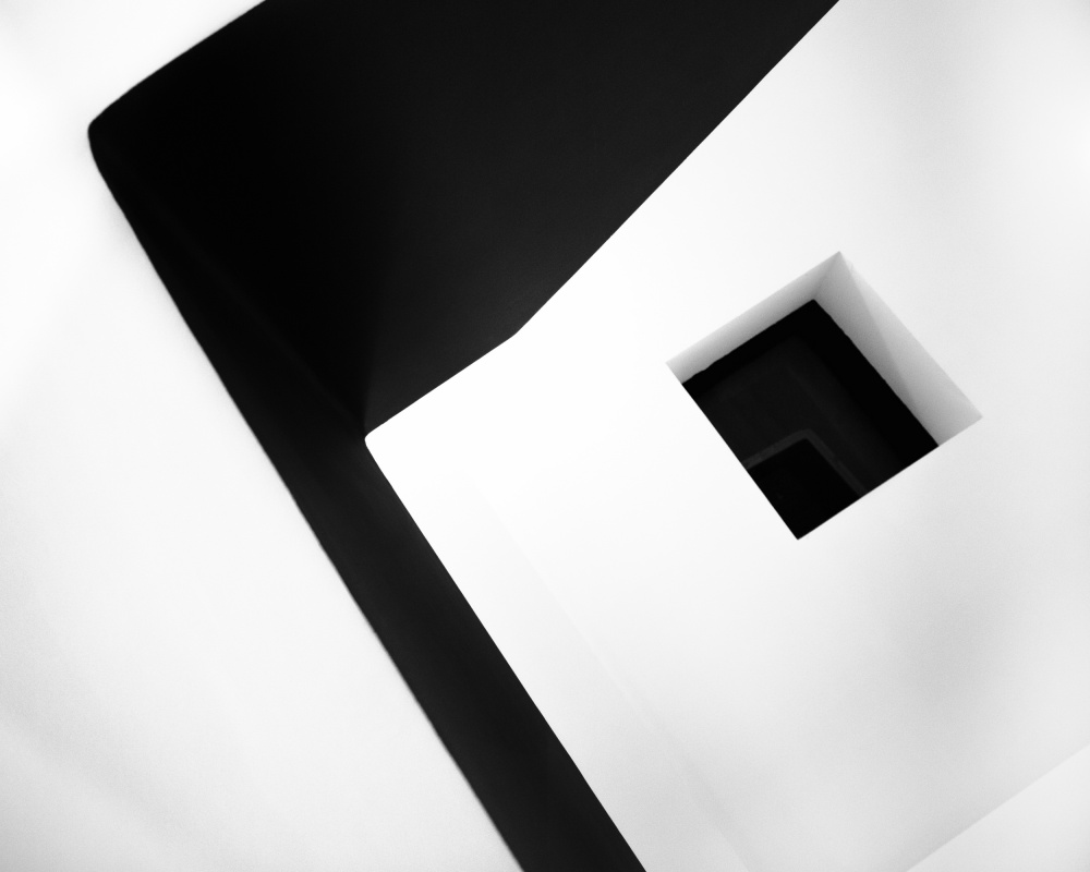 A piece of fine art art photography titled Square by Olavo Azevedo