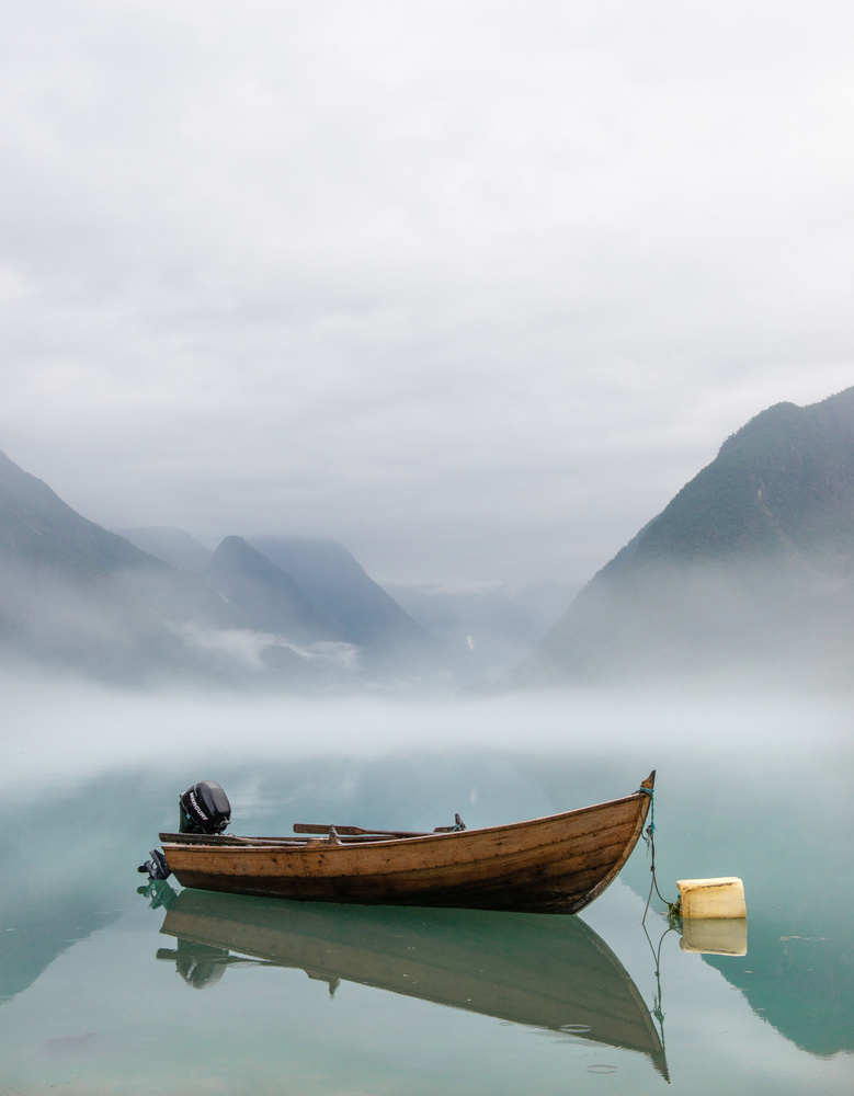 View this piece of fine art photography titled Boat by Claes Thorberntsson