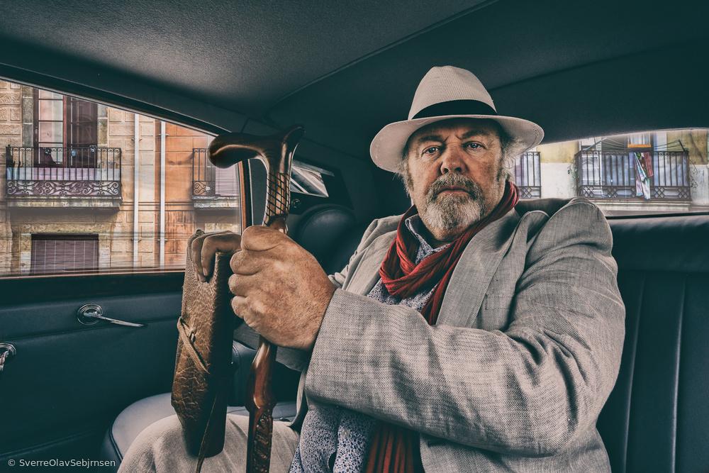View this piece of fine art photography titled Bentley by Sverre Olav Sebjørnsen