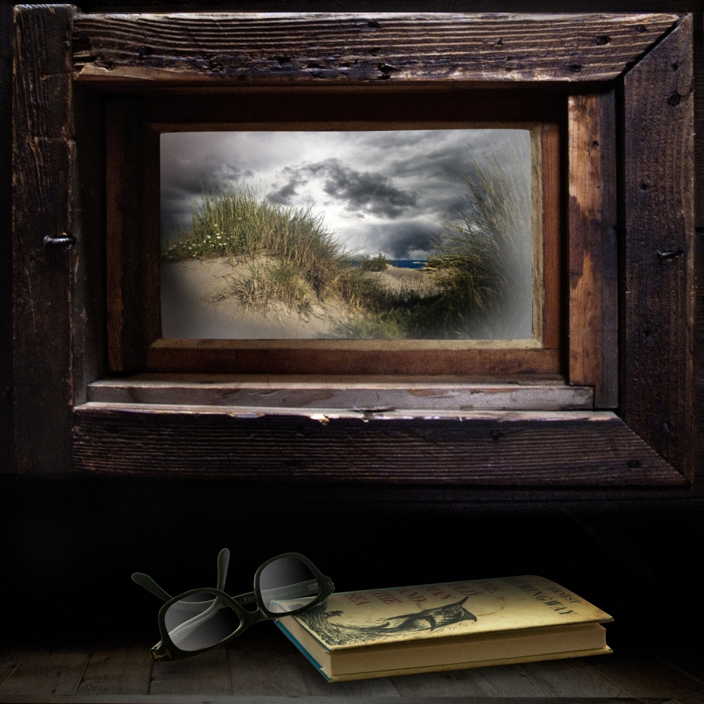 A piece of fine art art photography titled El Buen Retiro by Vito Guarino