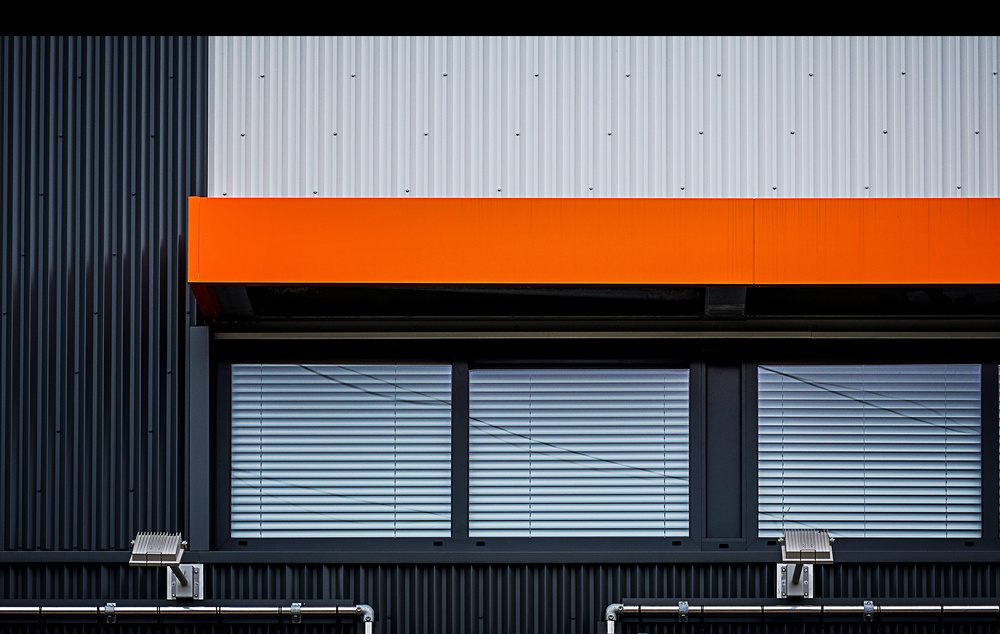 A piece of fine art art photography titled Spots by Henk van Maastricht
