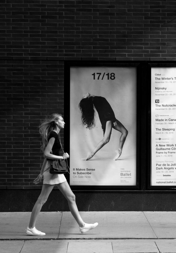 A piece of fine art art photography titled Toronto #6029 by ZP Liu