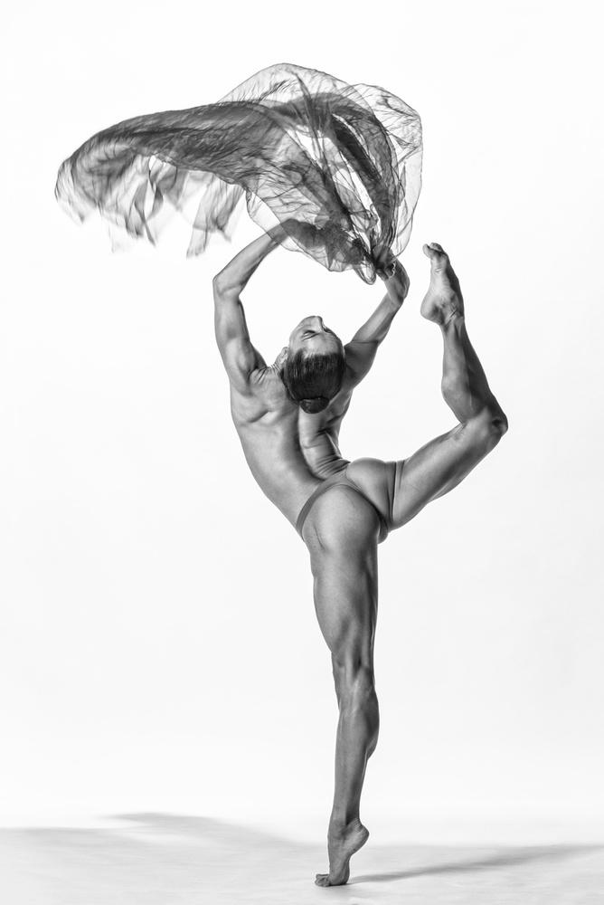 View this piece of fine art photography titled Power Attitude Dance by Axel Brand