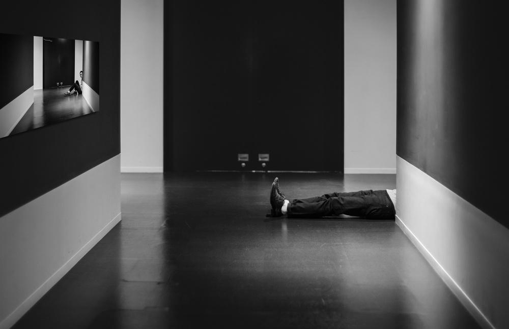 A piece of fine art art photography titled Mysterious World by Takashi Suzuki