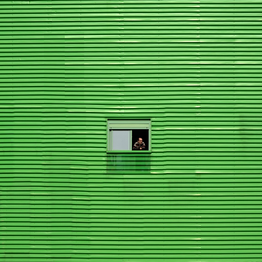 A piece of fine art art photography titled Only One by Juan de Villalba
