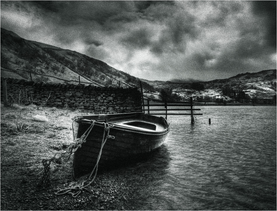A piece of fine art art photography titled Watendlath by Andrew Thatcher