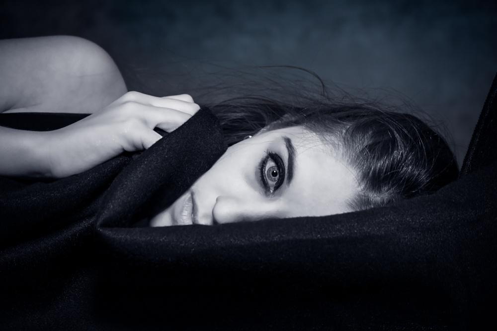 A piece of fine art art photography titled Awake by Haris Pylarinos