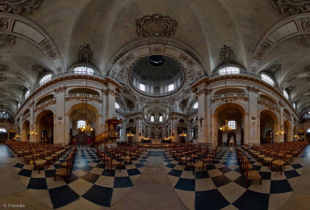 Paris - Saint Paul Saint Louis du Marais