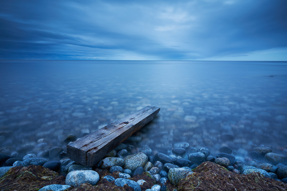A piece of fine art art photography titled Skärsviken by Joakim Orrvik