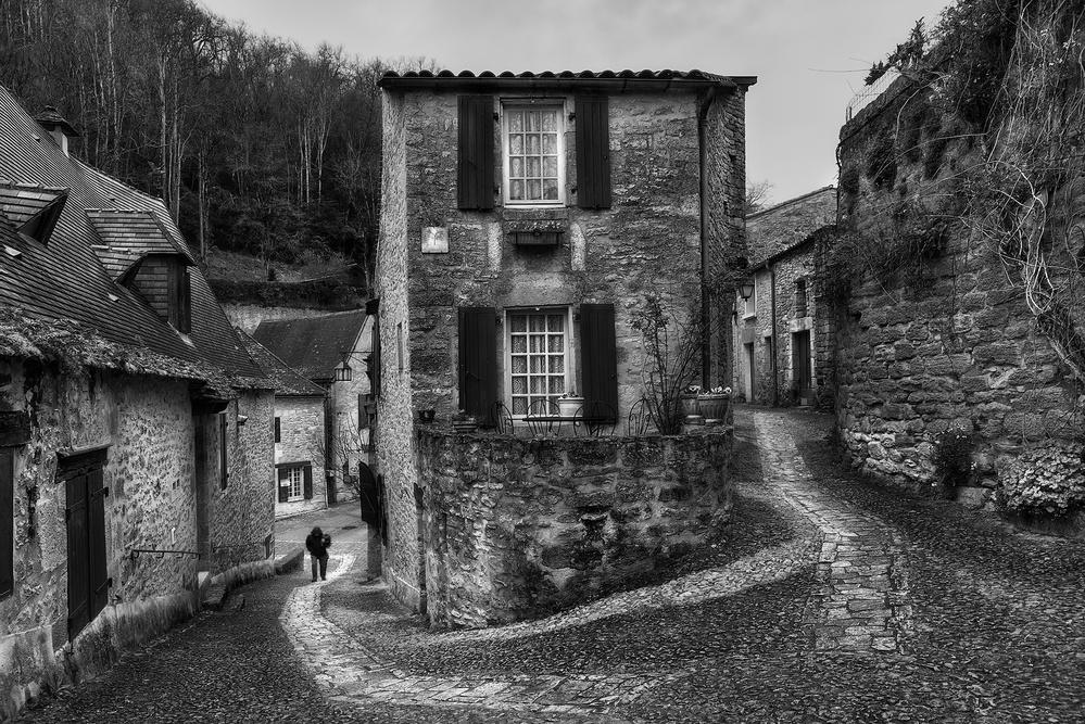 A piece of fine art art photography titled Rural Life by Oskar Baglietto