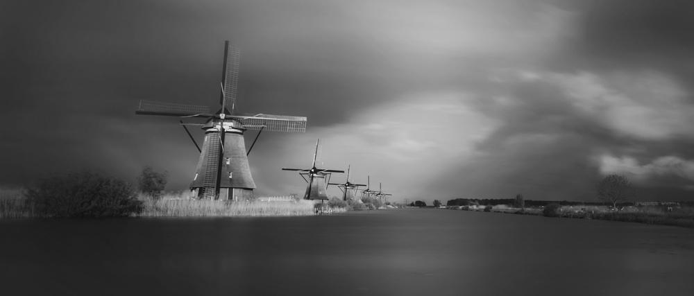 A piece of fine art art photography titled So Dutch by Saskia Dingemans