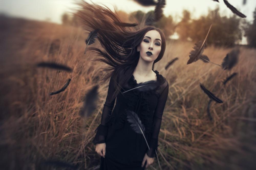 A piece of fine art art photography titled Dream Catcher by hardibudi