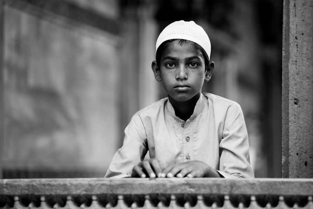 A piece of fine art art photography titled Faith by Apurva Madia