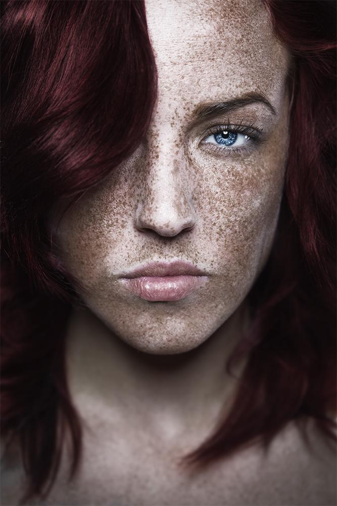 A piece of fine art art photography titled Soul Mirror V by Thorbjørn Fessel