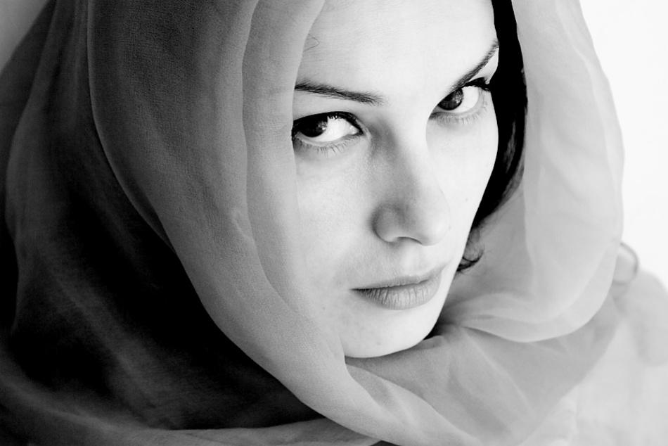 A piece of fine art art photography titled Yana by Marieta Yordanova