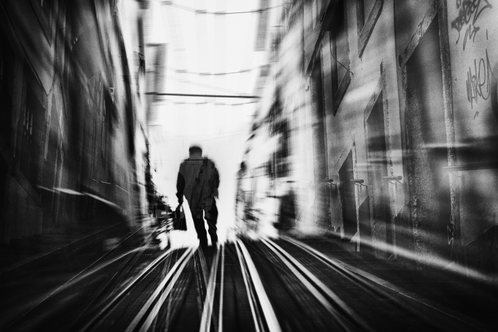 A piece of fine art art photography titled An Other Life by eric drigny