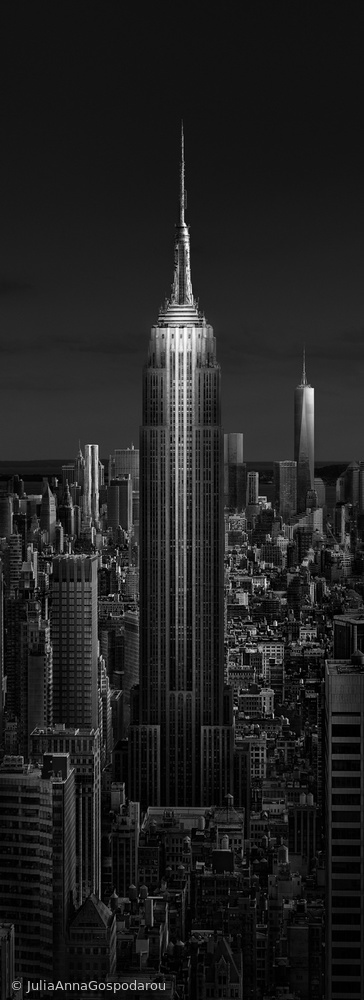Urban Saga II - Empire State of Light