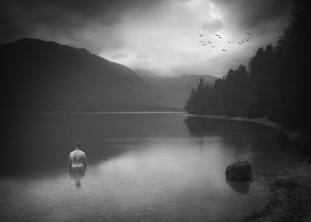 A piece of fine art art photography titled Untitled by Rafael Kos