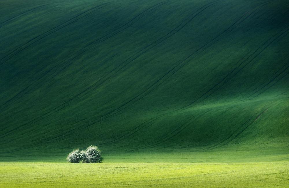 A piece of fine art art photography titled Tsunami by Vlad Sokolovsky