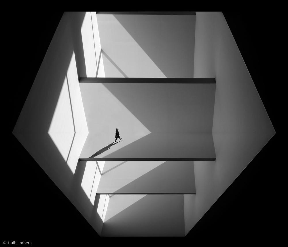 Walking the third floor