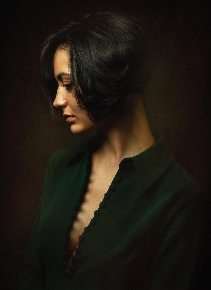 A piece of fine art art photography titled Diana by Zachar Rise