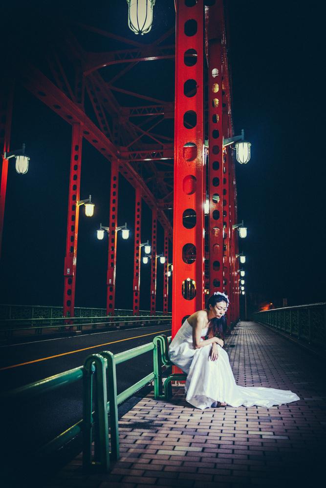 A piece of fine art art photography titled Broken Marriage by Daisuke Kiyota