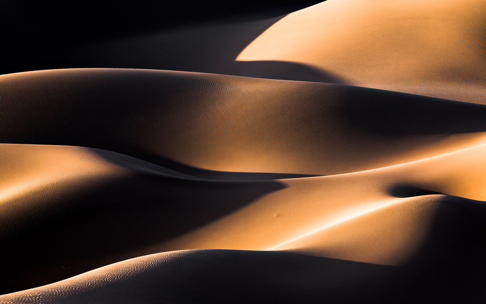 A piece of fine art art photography titled Wave by Mohammadreza Momeni