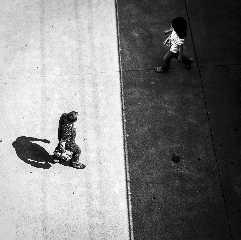 A piece of fine art art photography titled Ying Yang by Julien ARNAUD