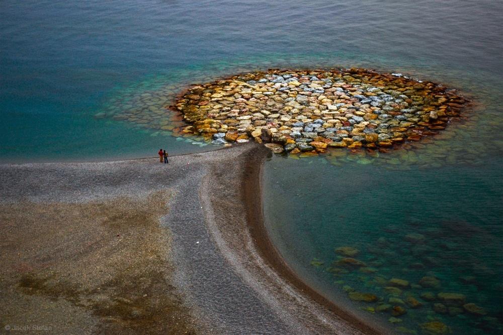 The Tyrrhenian Sea shore II