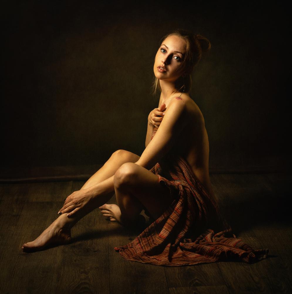A piece of fine art art photography titled Julia by Zachar Rise