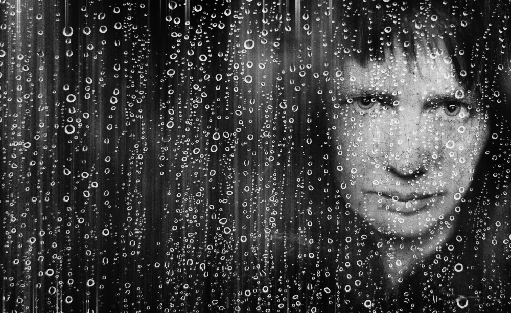 A piece of fine art art photography titled Rainy Day by Karin Claus