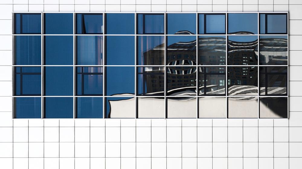 A piece of fine art art photography titled Windows to the World by Jeroen van de Wiel