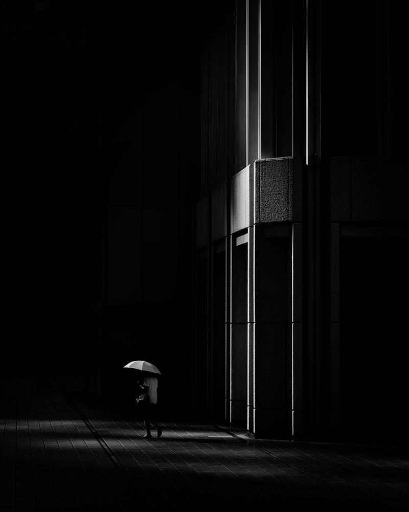 View this piece of fine art photography titled The world is discrete by Yasuhiro Takachi
