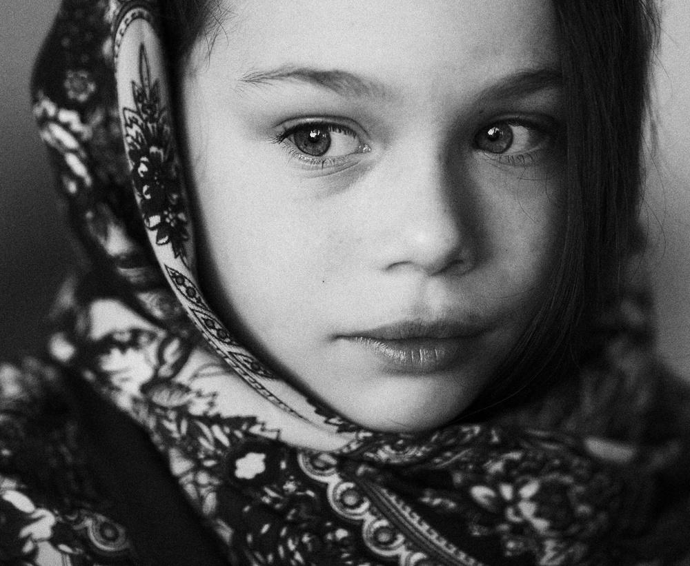 A piece of fine art art photography titled Untitled by Elena Gromova