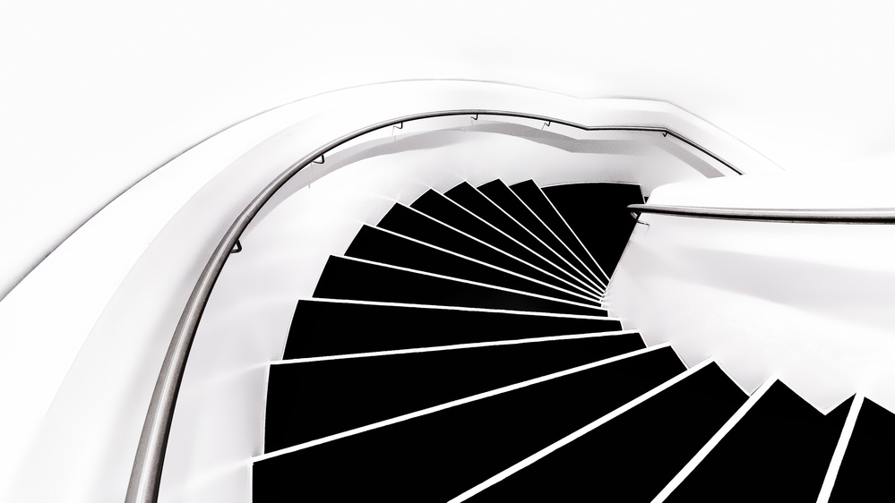 Into the white room