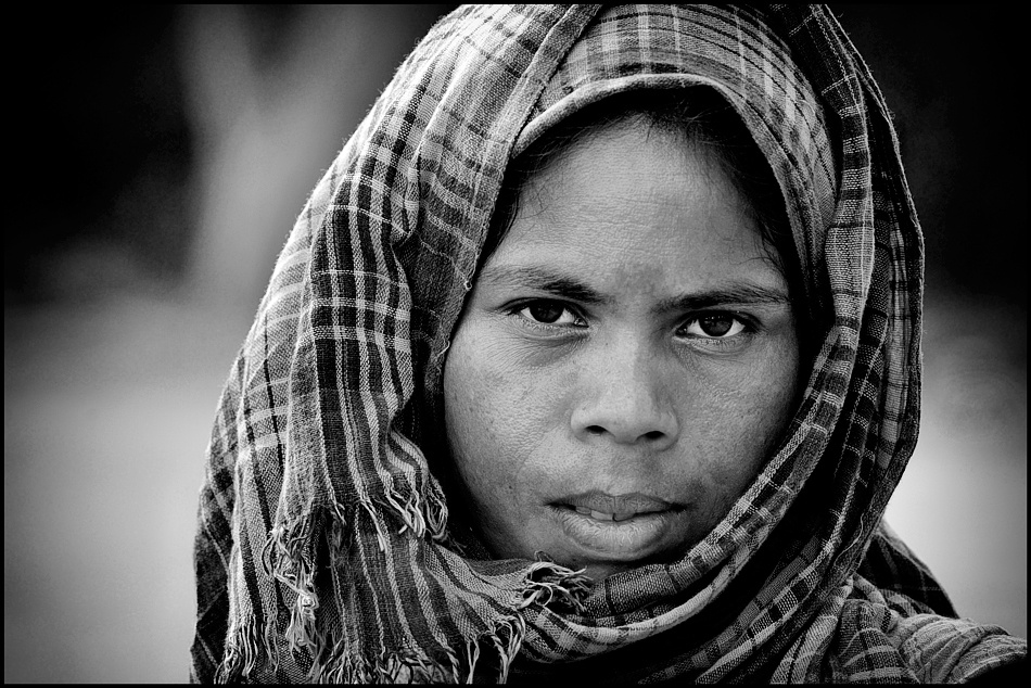 A piece of fine art art photography titled Dilshad by Robert