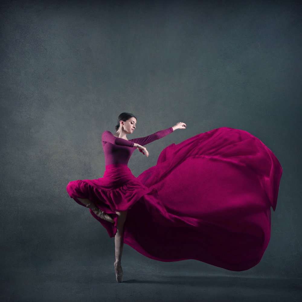 View this piece of fine art photography titled The girl  & dance by Joe Cancilla