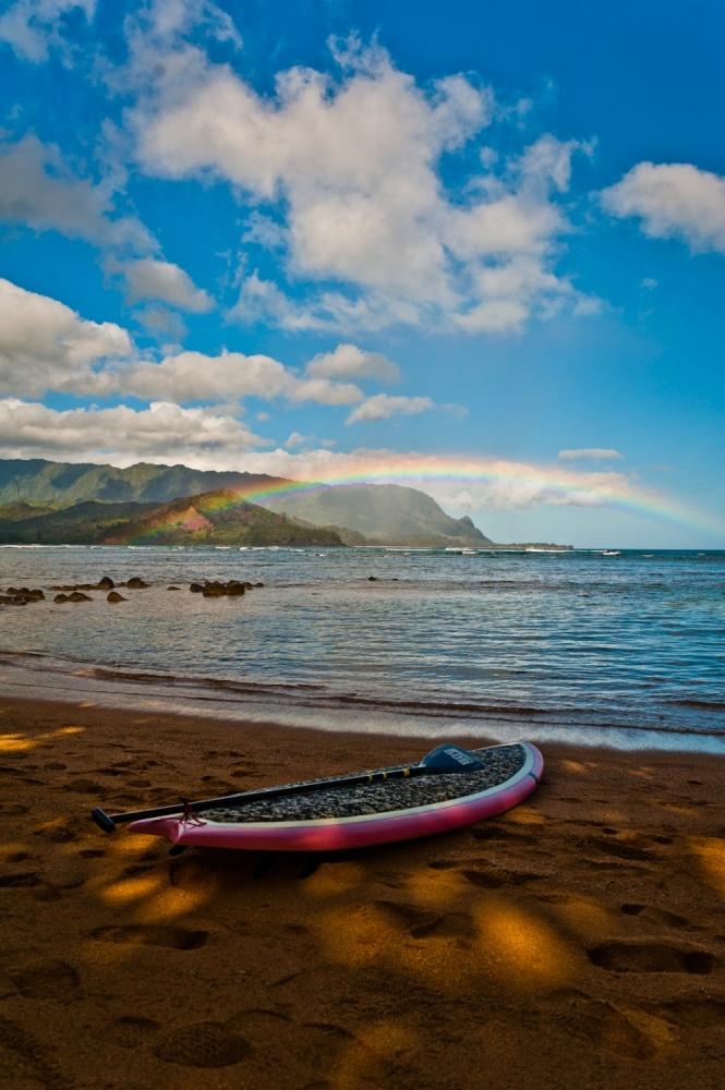 Land of rainbows - Kauai