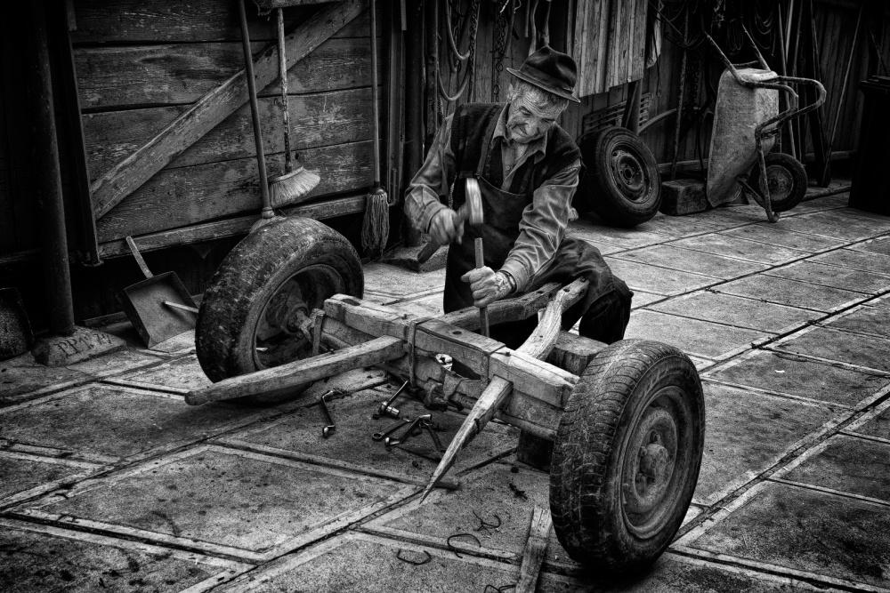 A piece of fine art art photography titled Work by Jose Beut