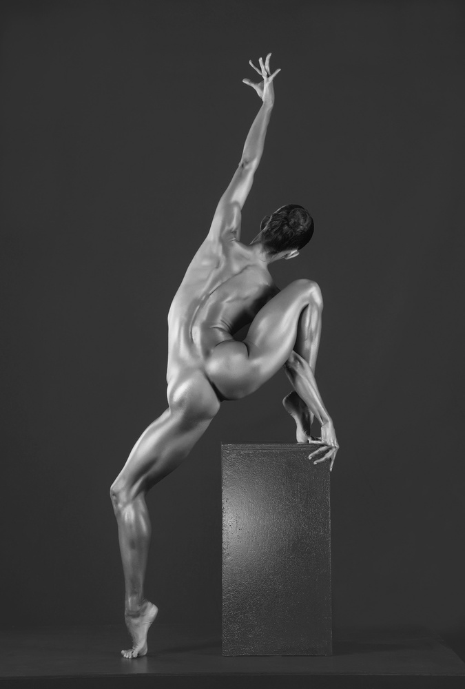 Over (Body art series)