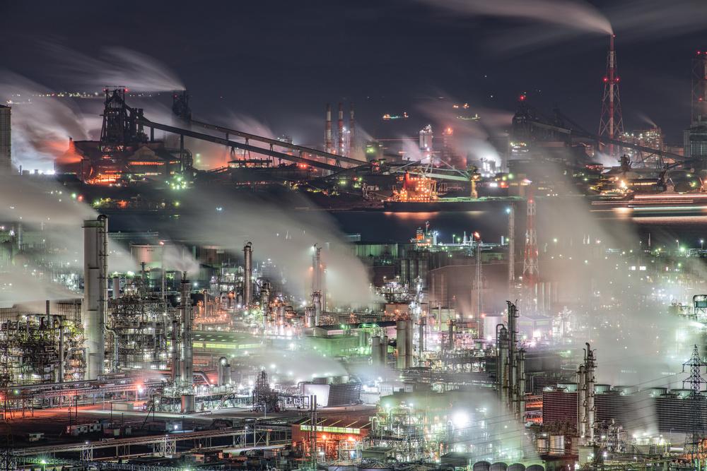 A piece of fine art art photography titled Untitled by Kobayashi Tetsurou