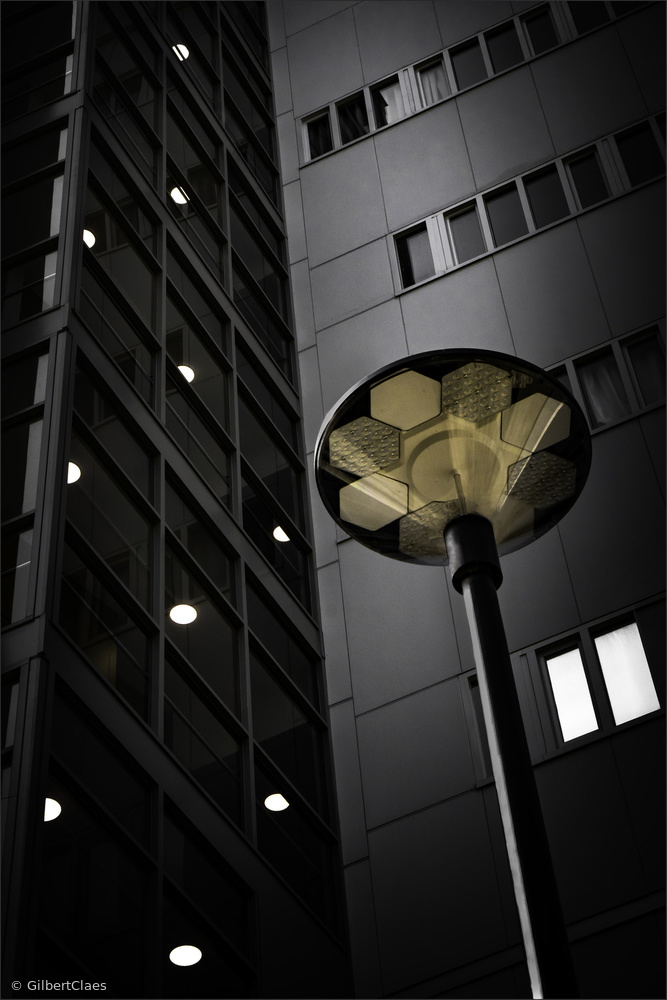 View this piece of fine art photography titled punti luce by Mozart Chan