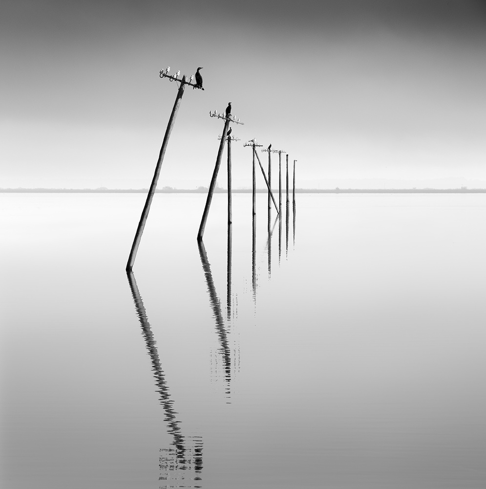 A piece of fine art art photography titled Surreal Reality by George Digalakis