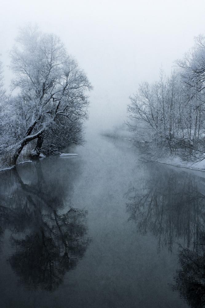 A piece of fine art art photography titled Pure II by mike kreiten